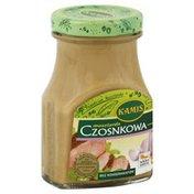 Kamis Mustard, Garlic
