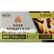 Pine Mountain Traditional 2-Hour Firelogs
