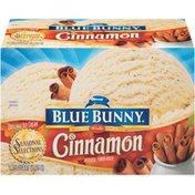 Blue Bunny Seasonal Selections Cinnamon Ice Cream