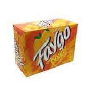 Faygo Peach Soda