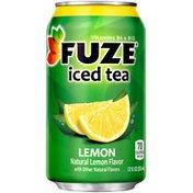 Fuze Lemon Iced Tea