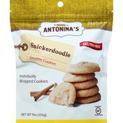 Antoninas Snickerdoodle Cookies