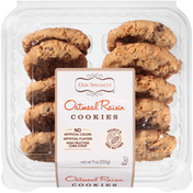 Our Specialty Oatmeal Raisin Cookies
