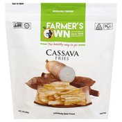 Farmers Own Cassava Fries