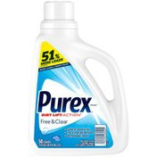 Purex Free & Clear Laundry Laundry Detergent