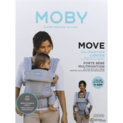Moby Carrier, Glacier Gray, All-Position