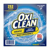 OxiClean Versatile Stain Remover Powder, 101