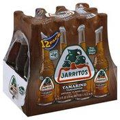Jarritos Soda, Tamarind, 12 Pack