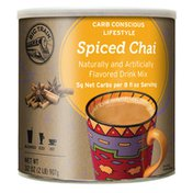 Big Train Low Carb Spiced Chai Blended Beverage Mix