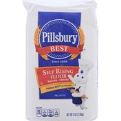 Pillsbury Best Self Rising Flour, Bleached, Enriched