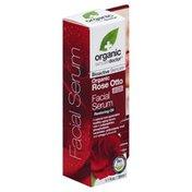 Organic Doctor Facial Serum, Organic Rose Otto