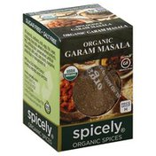Spicely Organics Garam Masala, Organic