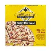 California Pizza Kitchen Crispy Thin Crust Pizza BBQ Chicken Recipe