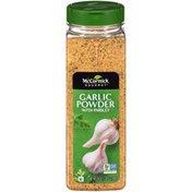 McCormick Gourmet™  Coarse Grind Garlic Powder with Parsley