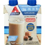 Atkins Shakes, Cafe Caramel
