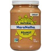 Maranatha No Stir Creamy Natural Peanut Butter
