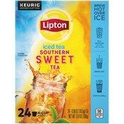 Lipton Iced Tea K-cup Pods Southern Sweet Tea