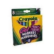 Crayola Washable Gel Markers