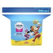 Cottonelle Flushable Wet Wipes for Kids Refill Pack