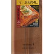 TrueFire Gourmet Grilling Planks, Cedar