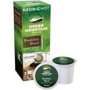 Green Mountain Coffee Breakfast Blend K-Cup Packs Coffee