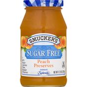 Smucker's Preserves, Sugar Free, Peach