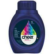 Cheer Liquid Laundry Detergent