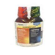Equaline Daytime & Nighttime Cold & Flu Relief Twin Pack