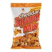 SB Squares Mix Snack Mix Cheddar