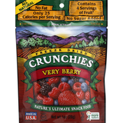 Crunchies Very Berry, Freeze Dried