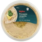 Hy-Vee Pineapple Jalapeno Hummus