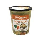 Chicken, Kale & Sweet Potato Soup