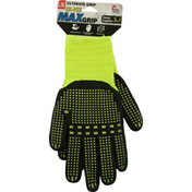 MidWest Quality Gloves, Inc. Gloves, Outwears, 3 to 1, L/XL, Max Grip