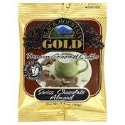 Black Mountain Gold Coffee, Premium Gourmet, Swiss Chocolate Almond