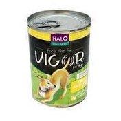 Halo Vigor Turkey & Quail Canned Dog Food