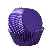 Wilton Purple Foil Cupcake Liners, 24-Count