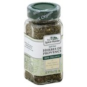 The Spice Hunter Herbes De Provence, Salt Free, Organic, Bottle