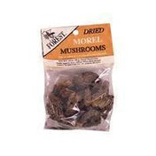 Wild Forest Dried Morel Mushrooms
