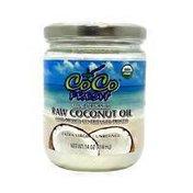 Coco Fresh Organic Raw Coconut Oil