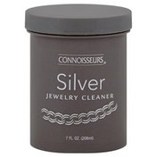Connoisseurs Jewelry Cleaner, Silver