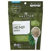 Navitas Organics Hemp Seeds, Organic