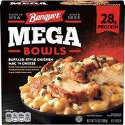 Banquet Mega Bowls Buffalo Style Chicken Mac N Cheese