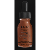 NYX Professional Makeup Drop Foundation, Cappuccino TCPDF17