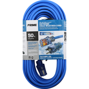 Prima Extreme Cold-Weather Cord, 50 Feet