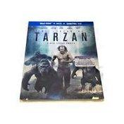 New Line Cinema The Legend of Tarzan Blu Ray