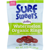 Surf Sweets Organic Rings Watermelon