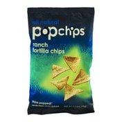 popchips Ranch Tortilla Potato Chips