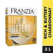 Franzia® Rich & Buttery Chardonnay White Wine