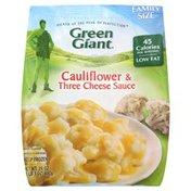 Green Giant Cauliflower & Three Cheese Sauce, Family Size
