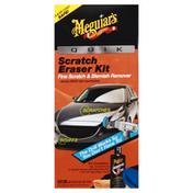 Meguiars Scratch Eraser Kit, Quik